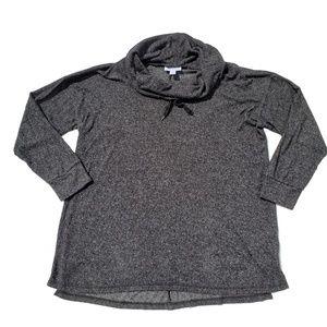 Motherhood Maternity Sweater Tunic Sz XL Cowlneck